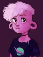 Pink Lars by shiraline