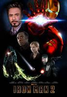 Iron Man 2 Poster by McEvanSandwich