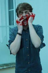 Psycho Blood Stock 6 by BirdsistersStock