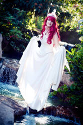 Child of Light : Sunlit Cascades by y-o-s-s-i