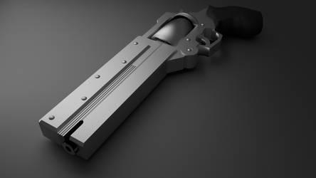 Vash the Stampede .45 Long Colt by GuilhermeM4rtins