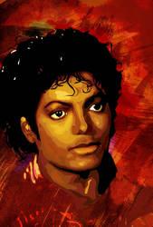 Michael Jackson by Maarfman