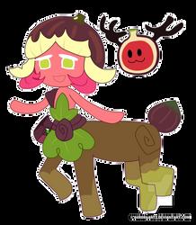 Doodle - Fig Cookie by AuroraArtz