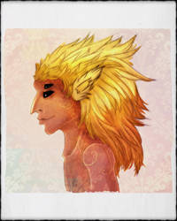 Omael Profile by TheSylverLining