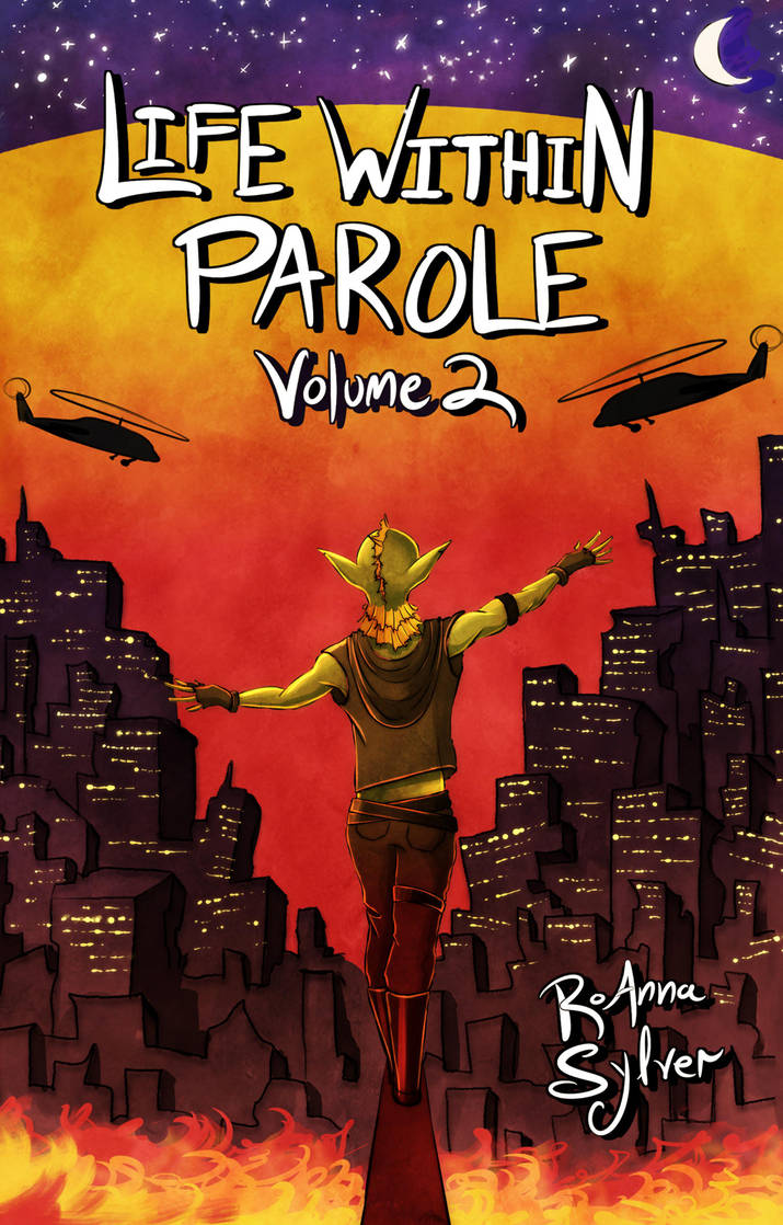 Life Within Parole: Volume 2 - eBook Cover by TheSylverLining