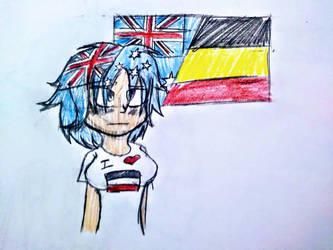 Australia and Germany Tubbie by Machalcon13