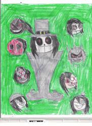 Horror Birthday Bash by MrRattleBones45678