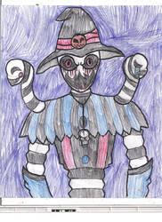 Creeps the Dream Dweller by MrRattleBones45678