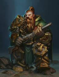 dwarf by ZhangQipeng