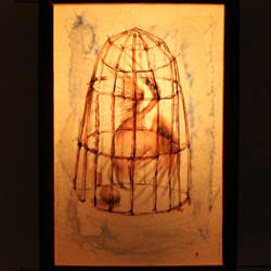 Caged Bird by Carnegriff