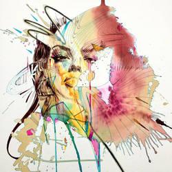 Neon Tears by Carnegriff