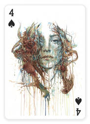 4 of Spades by Carnegriff