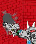 Rhino by xlob2