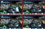 Spiderman vs SHE-VENOM versions by xlob2