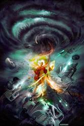 Antonymic Cyclone by alexiuss