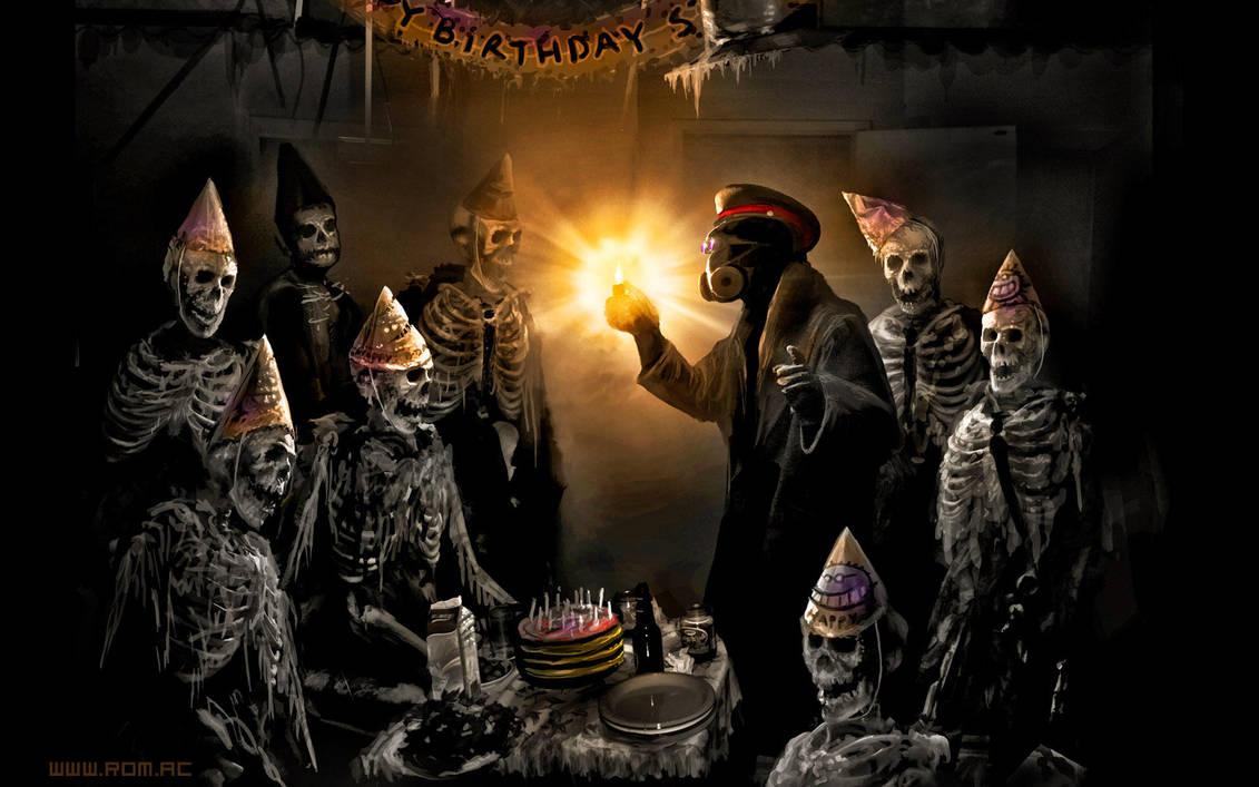 Happy Birthday by alexiuss
