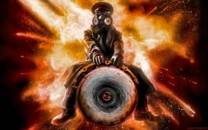DA BOMB by alexiuss