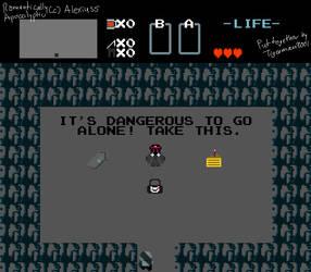 LEGEND OF CAPTEIN by alexiuss