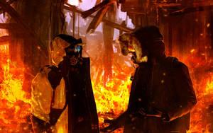 FIREWALL by alexiuss