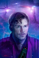 Star-Lord by alexiuss
