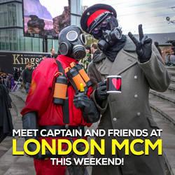 MCM 2015 LONDON TIME! by alexiuss