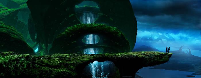 Morrowland by alexiuss