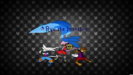 Ryu the Hedgehog by RyuAWESOME126