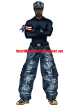 Major Brock by DesertTigerLily