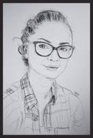 Self Portrait III by Avalaa