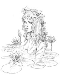 Naiad by JowieLimArt
