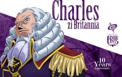 Charles 10th Geass Anniversary by SPIRALCRIS
