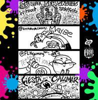 Splatoon Miiverse Art 29 by SPIRALCRIS