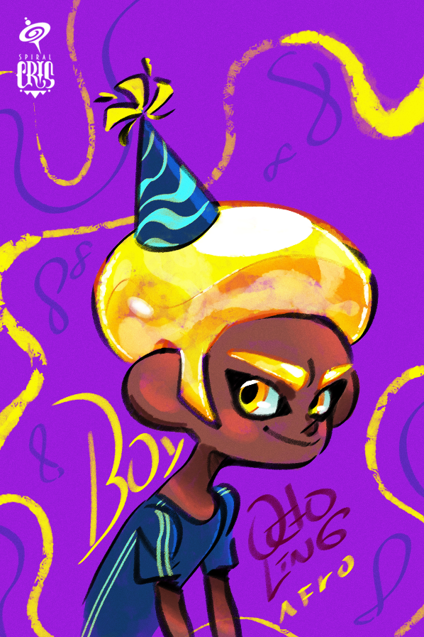 Happy Octo Month!! by SPIRALCRIS