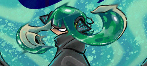 Preview OctoZine by SPIRALCRIS