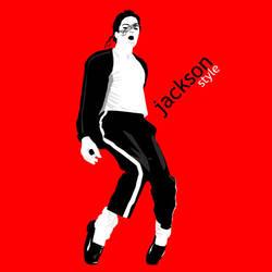 Michael Jackson by Nemstudio