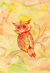 Owl by NaylaSmith
