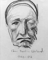 Death Masks: Christoph Wieland by Mr-Henon