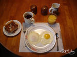 Saturday Eggs by RJDiogenes
