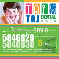 tag dental center by aDeladv