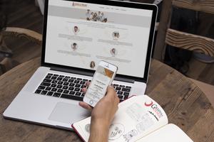 Sito web per ristorante by GrazioliDesign