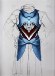 Arthadan Armor WIP by silmarlfan1