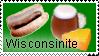 Wisconsinite stamp by deviantStamps