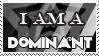 I am a dominant stamp by deviantStamps