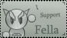 I support fella stamp by deviantStamps