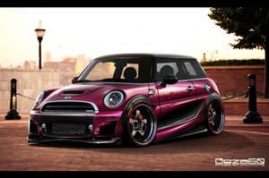 Mini Cooper S by Geza60