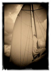 Sailing the evenstar 1 by geotigger