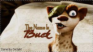 The Name IS Buck By DeJaM by DeJaM29