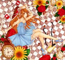 In Wonderland by a-pikachu