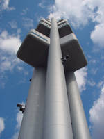 Zhizhkov Television Tower by cthonus