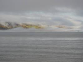Coastal Fog by cthonus